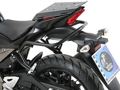Suzuki GSX-S 125 ab 2017 Rear bumper Black BY HEPCO AND BECKER