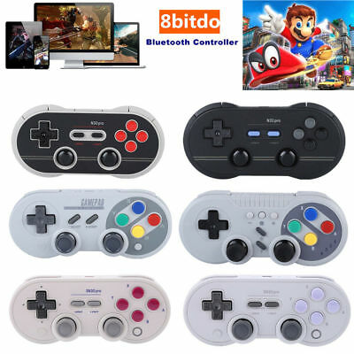 Handheld Wireless Bluetooth Gamepad Game Console Controller for Nintendo Switch