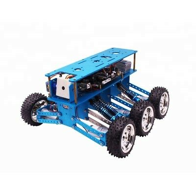6WD Robot Car & Programmable Educational Starter Kit for Arduino no Controller S