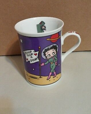 Betty Boop Coffee Cup/Mug The Danbury Mint One Small Step
