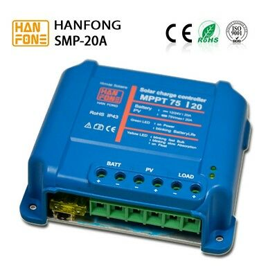 12-24V Victron SmartSolar MPPT Solar Charge Controller 20A Waterproof Fast Charg