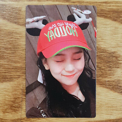 Umji Official Photocard GFriend Time for us 2nd Album Kpop Genuine