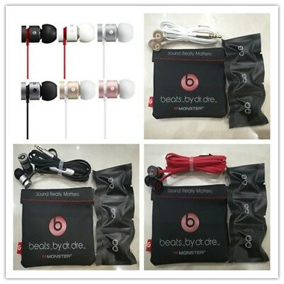 100% Genuine Beats by Dr. Dre UrBeats 2.0 In-Ear Headphones Earphones 6 Colors
