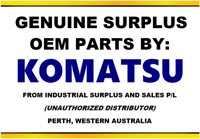Komatsu Bf1004   Coil , Exciting New In Factory Box - Surplus Inventory