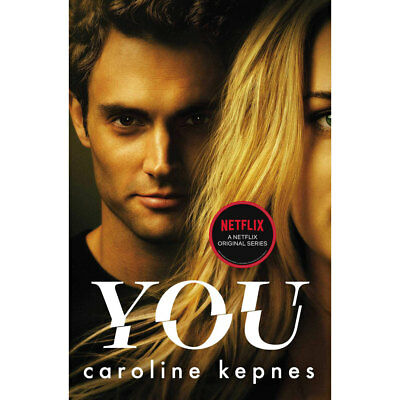 You - TV Tie-In by Caroline Kepnes (Paperback), Fiction Books, Brand New