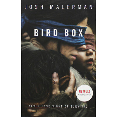 Bird Box - Film Tie-In by Josh Malerman (Paperback), Fiction Books, Brand New