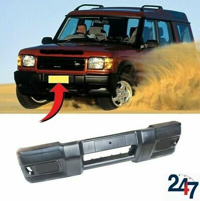 New Land Rover Discovery 1998 - 2004 Front Bumper Without Fog Light Holes