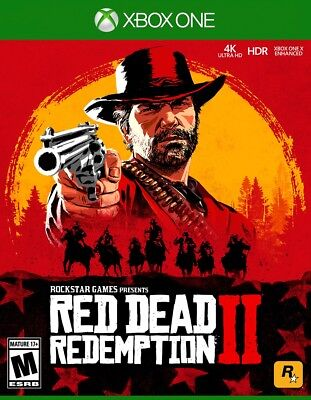 RED DEAD REDEMPTION II 2  - Xbox One | Juego fisico |