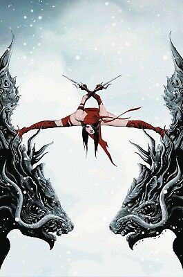 jaiz Marvel Knights 20th #1 Jae Lee 1:25 Variant - NOT A VIRGIN Cover