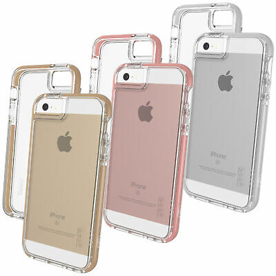 Gear4 Piccadilly D30 Shockproof Tough Case Cover for Apple iPhone 5 / 5S / SE