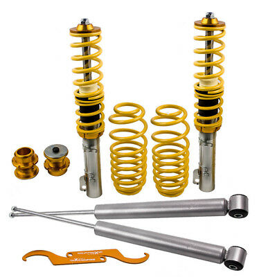 COILOVER for VW GOLF MK4 1.8T TURBO ADJUSTABLE SUSPENSION COILOVERS CRC
