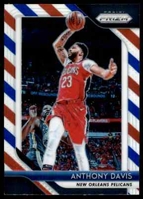2018-19 Panini Prizm NBA Red White & Blue Prizm Inserts - You Choose