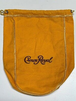 Crown Royal Honey 750ml Yellow Bottle Bag Rare Retired Discontinued NEW