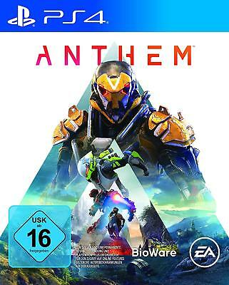 Anthem PS4///100% UNCUT///DEUTSCHE VERSION/Lieferbar