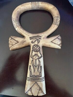 Ancient Egyptian Antiques Ankh Key of Life Egypt Pharaonic Stone 3150 - 2613 BC