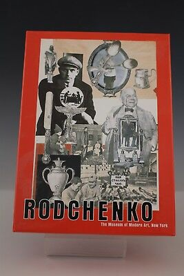 Complete Rodchenko Blank Note Cards & Envelopes MOMA Museum of Modern Art