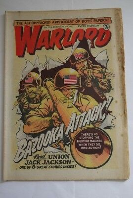 WARLORD comic No 124 February 5th 1977