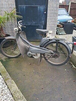 Mobylette moped 1968