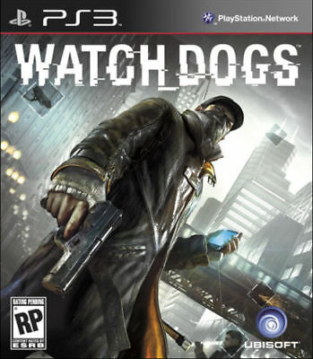 Watch Dogs - Ps3 PlayStation 3 READ DESCRIPTION