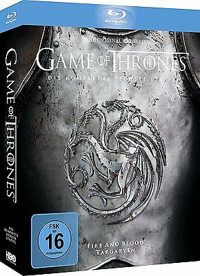 GAME OF THRONES, Staffel 6 (4 Blu-ray Discs + Bonus Disc) Digipack NEU+OVP