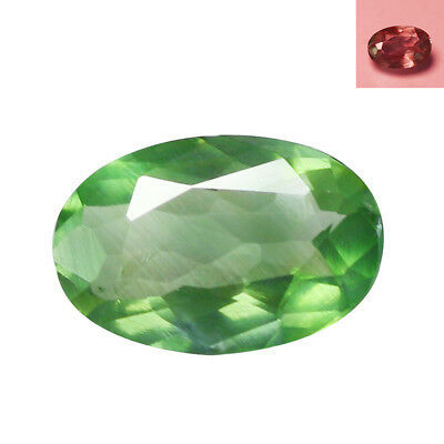 0.39Ct Significant Oval cut 6 x 4 mm Full Color Cahnge Natural Alexandrite