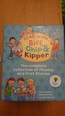 Oxford Reading Tree: Read With Biff, Chip & Kipper First Experience level 1-6