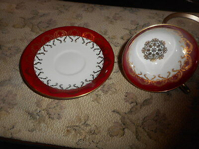 vtg aynsley cup and saucer