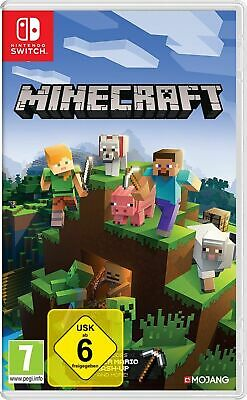 Minecraft: Nintendo Switch Edition /Nintendo Switch/ Neu&Ovp/Deutsche VERSION