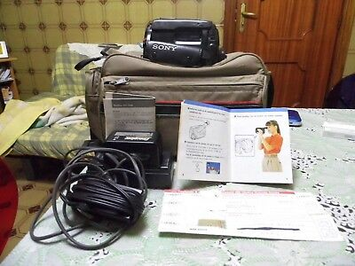 Sony CCD-TR45 Camcorder videocamera video 8