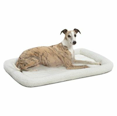 "Large Pet Bed for Dogs & Cats 36"" Deluxe Bolster  MidWest"