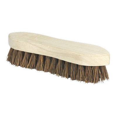 "BM27 Sealey Scrubbing Brush 8""(200mm) [Janitorial]"