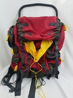 Mountainsmith Backpack With External Frame Hiking Camping Outdoor Travel