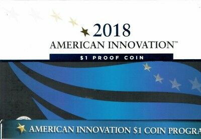 2018-S San Francisco $1 Introduction Proof Coin for American Innovation Series!