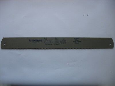 "New Milford Vac-Hack No.01696 18"" 1 3/4"" .088-6T Welded Edge Hacksaw Blade Qty.1"