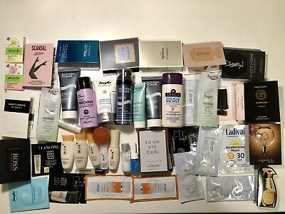 Shiseido+LaMer+Biotherm Homme+Sulwhasoo+Eucerin+Cartier+Chanel etc.ProbeSet NEU!