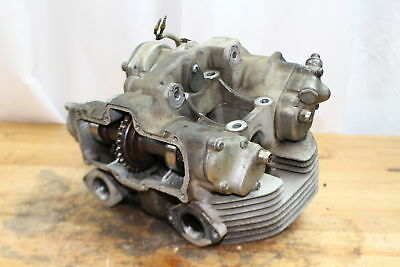 1967 Honda CB450 Super Sport ENGINE TOP END CYLINDER HEAD