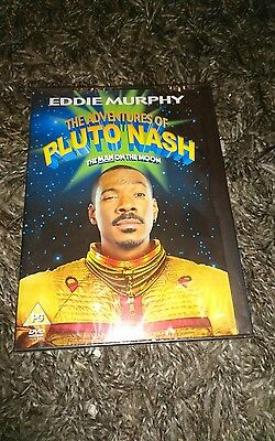 The Adventures Of Pluto Nash (DVD, 2003) Eddie Murphy   New & Sealed