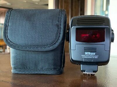 Nikon SU-800 Wireless Speedlight Flash Commander