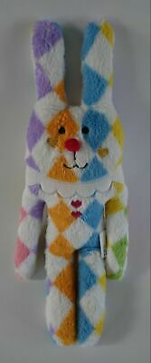 Craftholic - Bunny Rabbit with Hearts - Multi-Color Whimsical - Valentine's Day