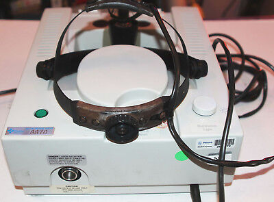 Coherent LIO Surgical Laser Opthalmoscope Headset w/Aperture 420mm 0612-611-01