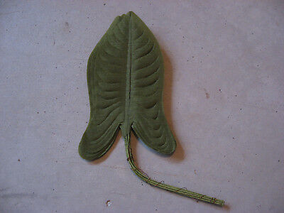 Arrowhead Leaves for Corsage making Floral supplies large 4 inch leaf 10 count