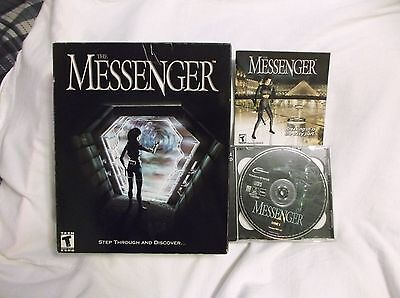 The Messenger (PC,2001) Big Box Complete