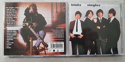 The Kinks - The Singles Collection - UK CD