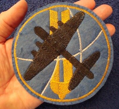 Korean War Bomber Or Transport Squadron Theater Made Patch - Flight Suit Jacket