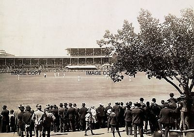 MCG ,Melbourne Cricket Ground c1896 Melbourne Australia