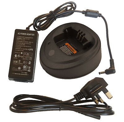 Tri-Chemistry Rapid Charger WPLN4138 for Motorola XPR3500 XPR3500e XP4380 Radio