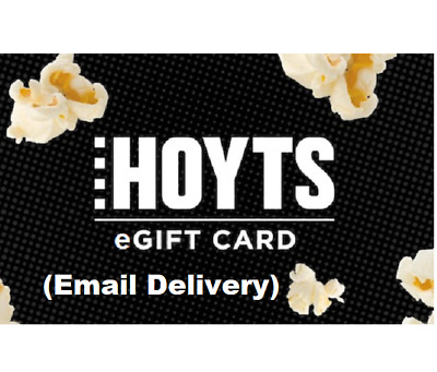 $100 Hoyts Movie Gift Card