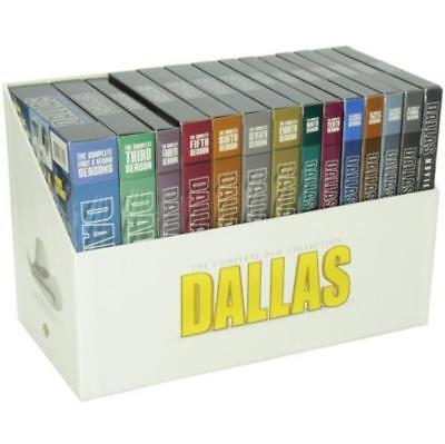 Dallas The Complete Series Collection Seasons 1-14 + 3 Movies [DVD Set] New