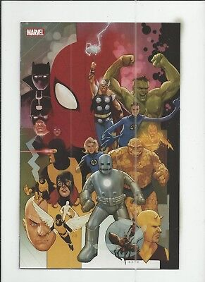 Avengers #12 (#702) Phil Noto Variant Cover very fine+ (VF+) condition