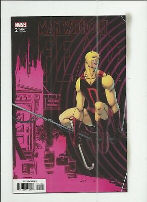 Man Without Fear #2 Giuseppe Camuncoli Variant Cover very fine+ (VF+) condition